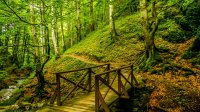 hiking trails walking routes bulgaria