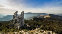 hiking trails walking routes romania