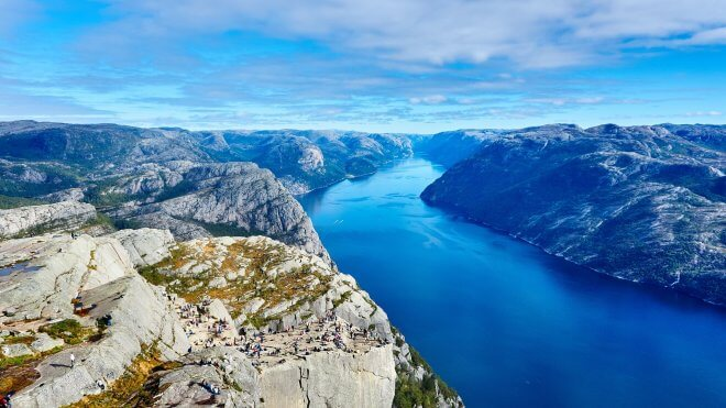 natural wonders norway