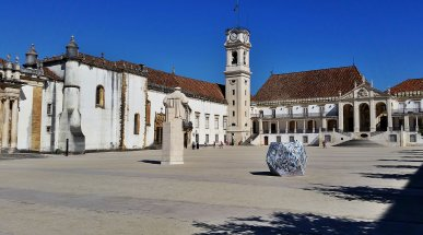 The University of Coimbra, Portugal