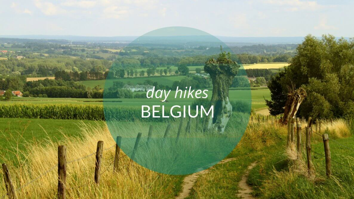 Hiking Trails Belgium