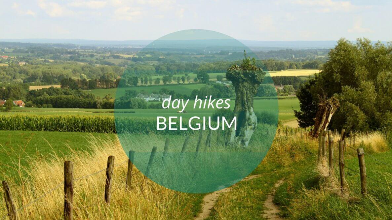 Hiking Trails Belgium