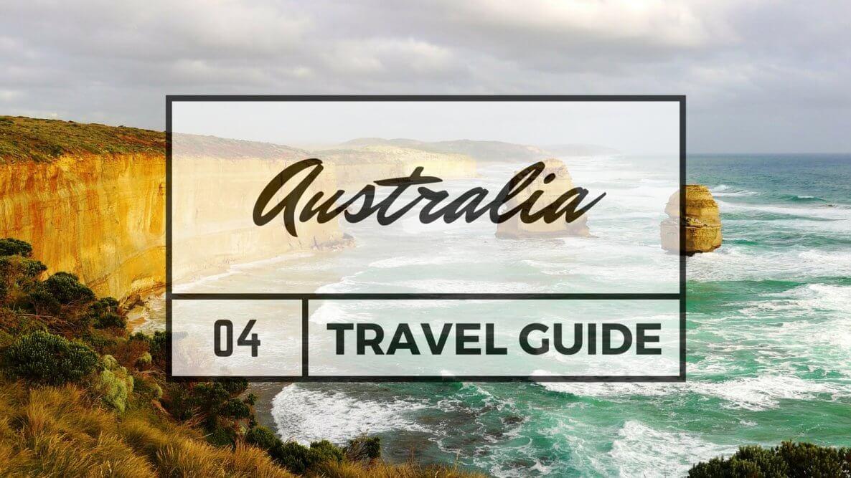 australia travel guide justraveling. Black Bedroom Furniture Sets. Home Design Ideas