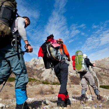 Spring Hiking Trails