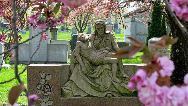 NYC Art and Culture Scene in Apr-May 2017: Green-Wood Cemetery
