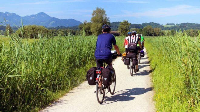 European Greenways: Cycling in Germany