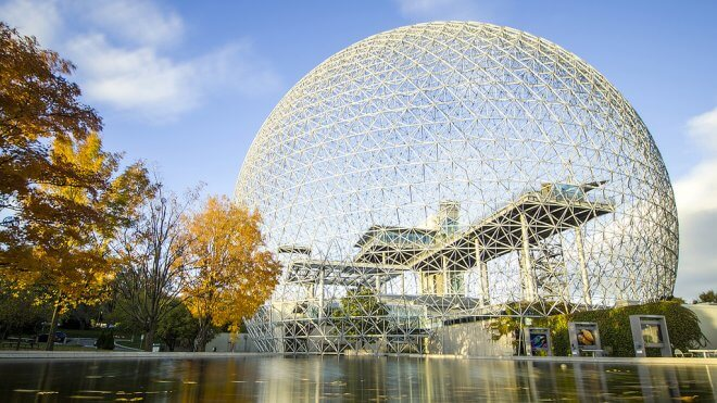 Moving to Canada: Montreal's Biosphere Museum