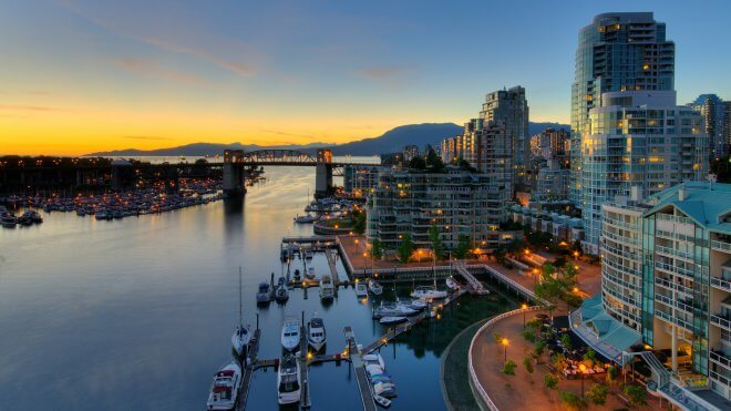 Moving to Canada: Vancouver