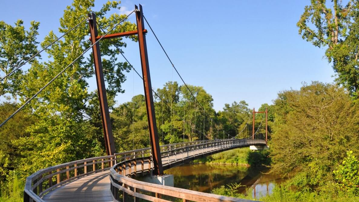 Notable Greenway & Trail Systems in the US