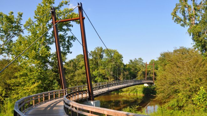 Notable Greenway & Trail Systems in the US: Neuse River Trail (Raleigh, NC)