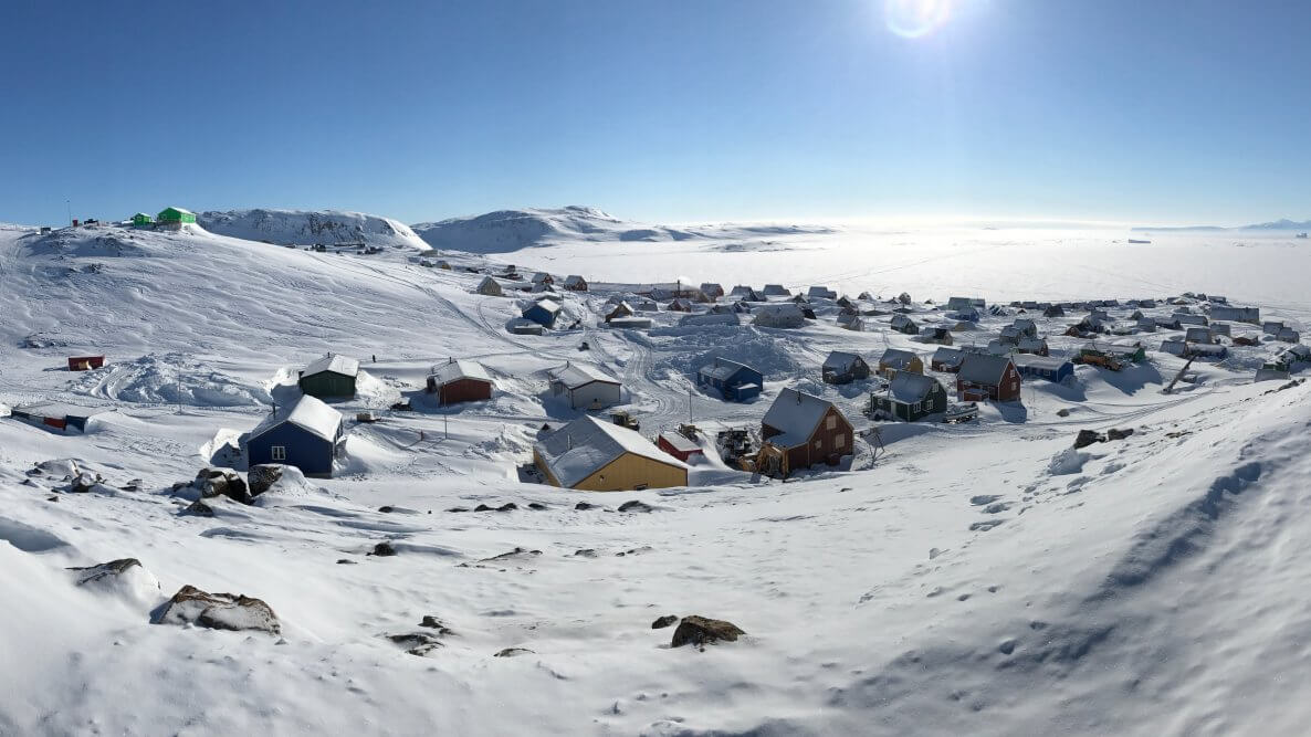 A Journey to East Greenland