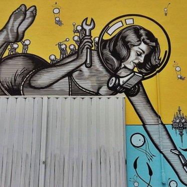 Miami's Art Scene: Graffiti & Street Art