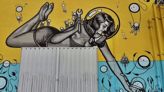 Miami's Art Scene: Graffiti & Street Art