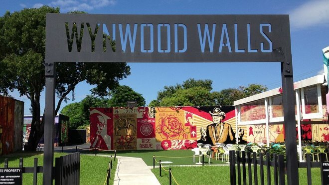 Miami's Art Scene: Wynwood Walls