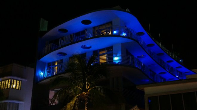 Miami's Architecture: Congress Hotel South Beach