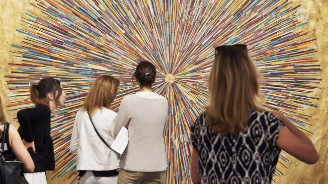 Miami's Art Fairs: Art Basel, Miami Beach