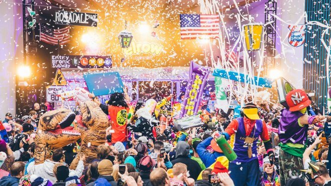 7 Festivals: Snowbombing / Elrow Street Party