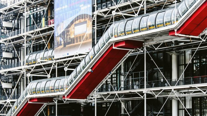 Paris for Art Lovers: Centre Pompidou