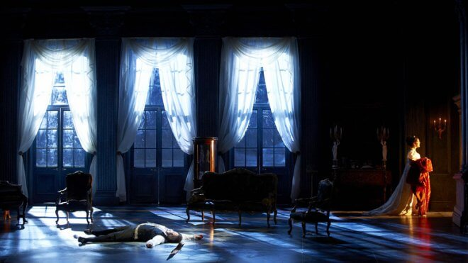 Canadian Opera Company Production of Tosca