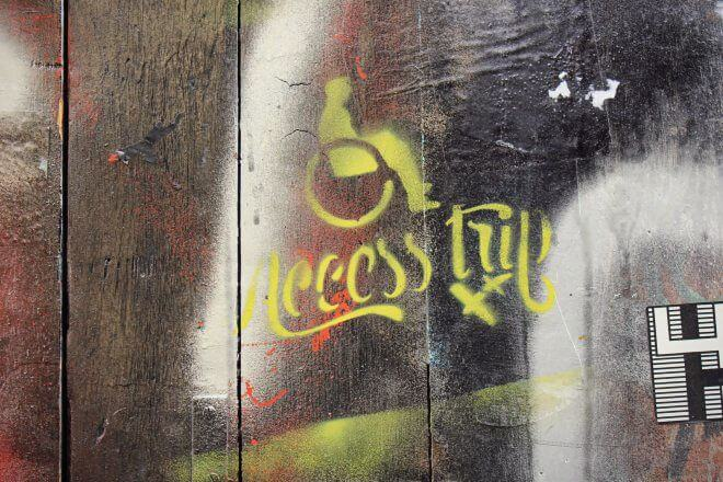 Intermission: Access Trip Graffiti