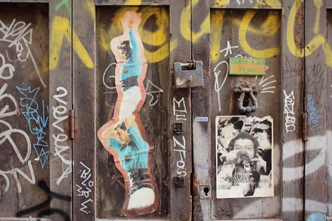 Street Art in Barcelona: The Castellers