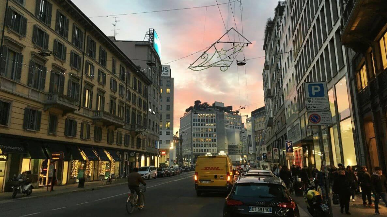 (re)Wandering in Milan: Sonic Rambling #2