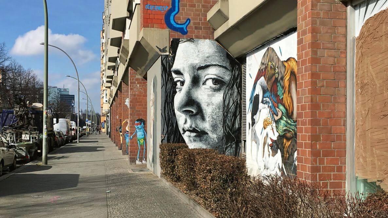 (re)Wandering in Berlin: Street Art Masters #1