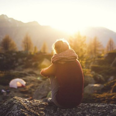 How Camping Can Relieve Stress & Anxiety